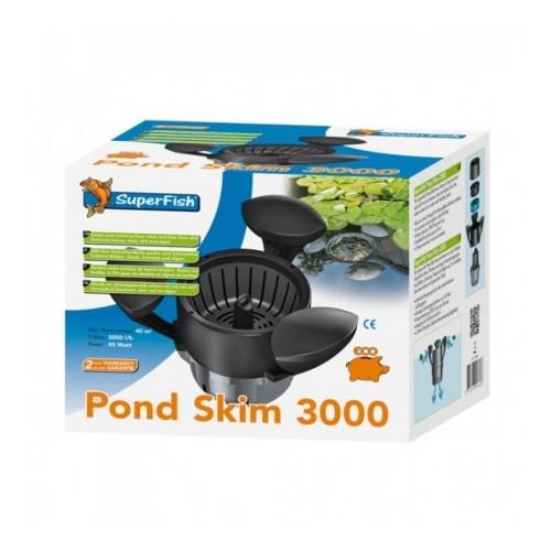 Pond skim 3000