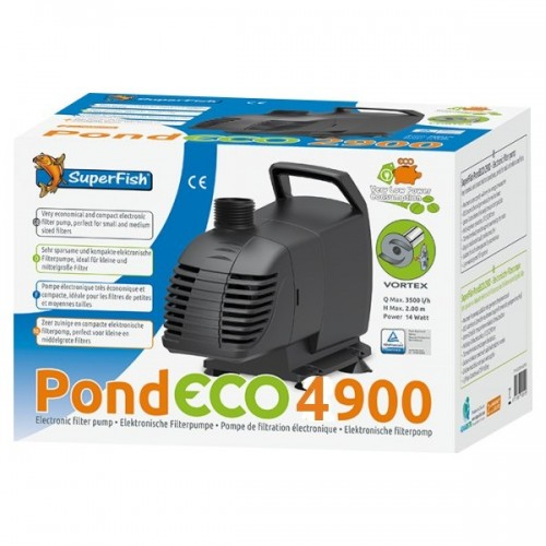 Superfish pond eco 4900 : 5300l/h