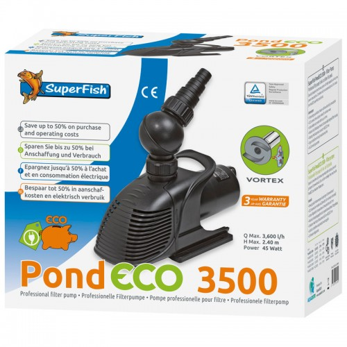 Superfish pond eco 3500