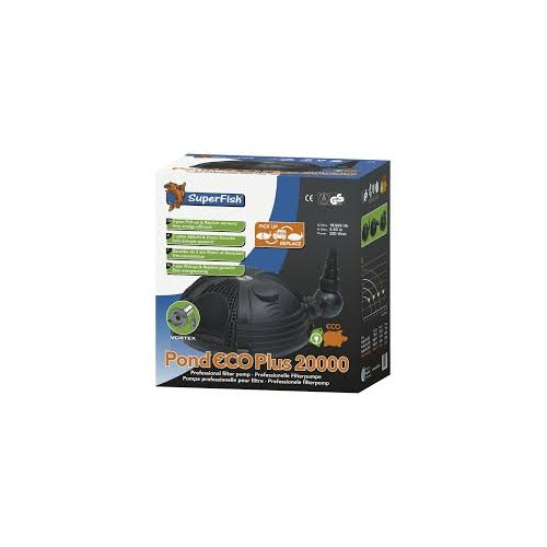 Superfish pond eco plus 20000