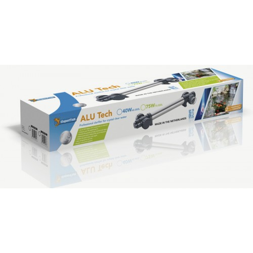 Superfish UV Alu tech 75w