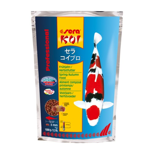 "SERA koi professionnel ""printemps/automne"" 1kg"