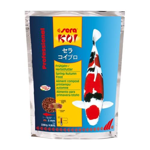 "SERA koi professionnel ""printemps/automne"" 2.2kg"