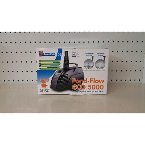 Pompe flow eco 5000 (pompe fontaine)