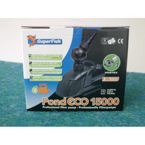 Superfish pond eco 15000