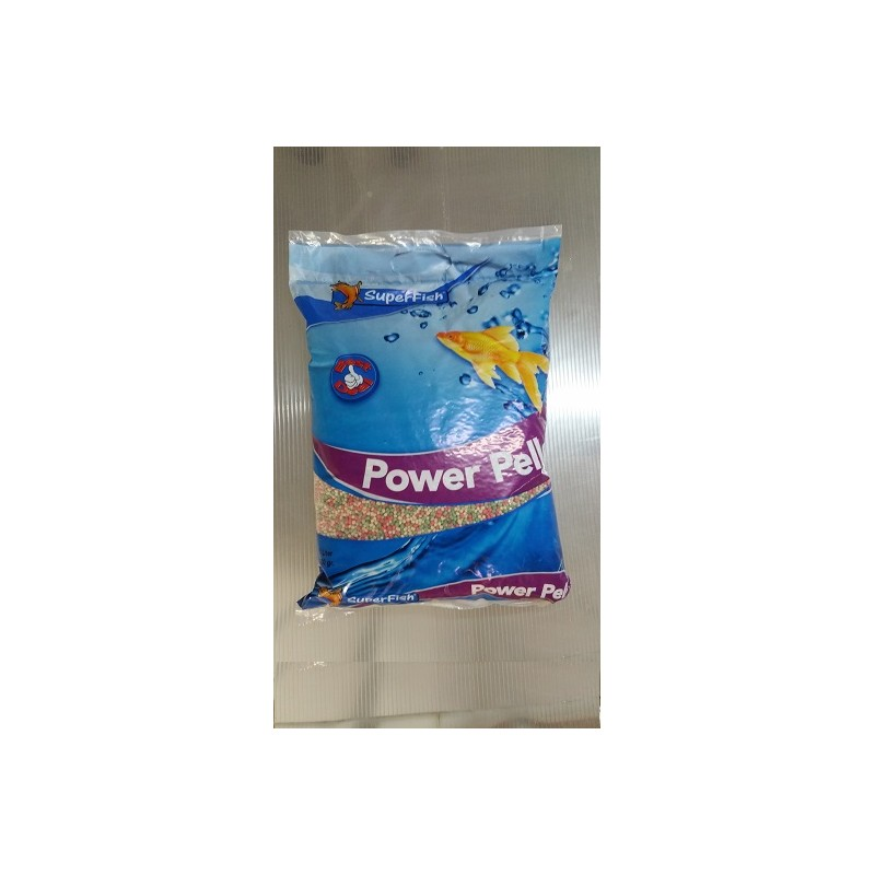 Superfish power color (sac de 15l)