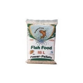 Nourriture Autres poissons de bassin